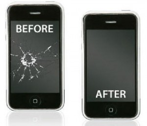 iPhone Screen Fix
